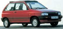 Thumbnail Mazda 121 Factory Service & Shop Manual