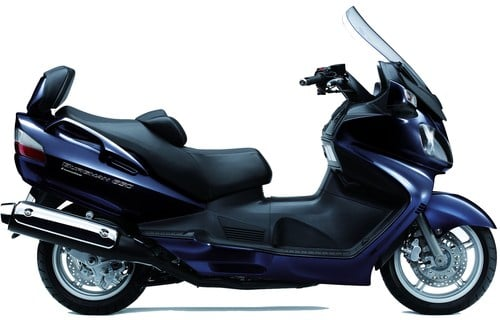 Product picture Suzuki AN250/AN400/AN650 Factory Service & Shop Manual